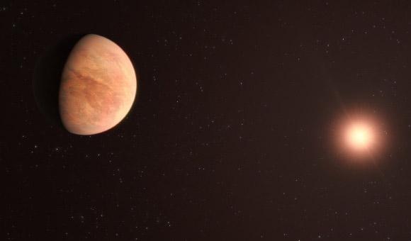 Five Exoplanets Orbit Nearby Red Dwarf Star Image_9935_1-L-98-59b