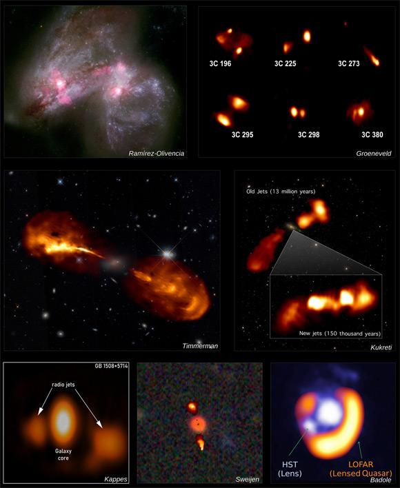 LOFAR Captures Most Detailed Images Ever Seen of Distant Galaxies Image_9980-LOFAR-Galaxies