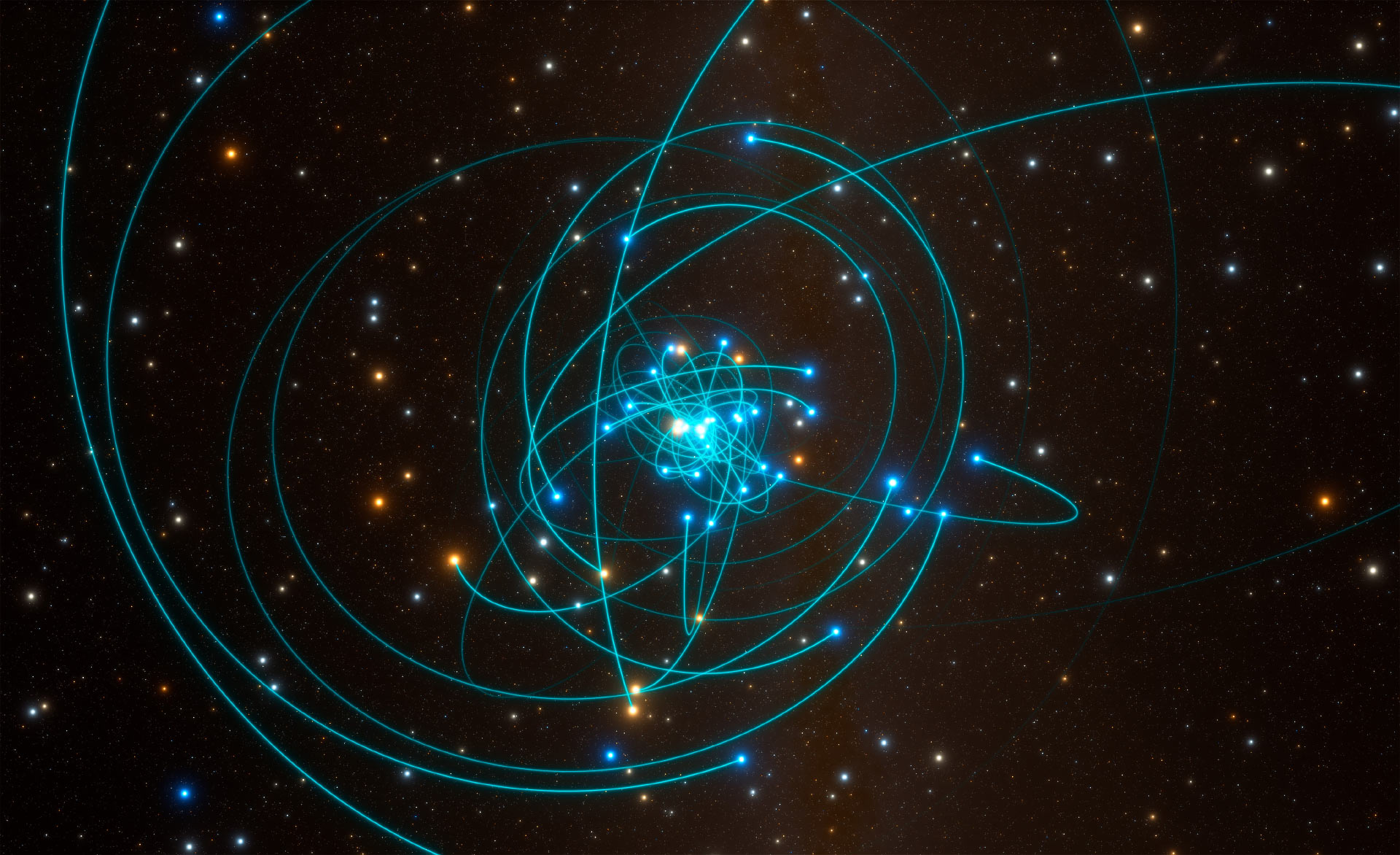 A lot of engineering/a lot of science Image_6245_1e-Sagittarius-A-General-Relativity-Test