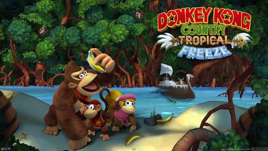 WiiU Reviews Donkey-Kong-Country-Tropical-Freeze-Wii-U-7