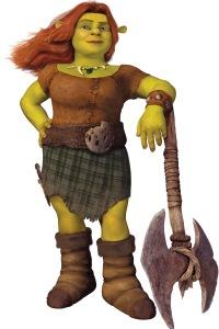witch - Witch Hunter warband Shrek-fierce-fiona