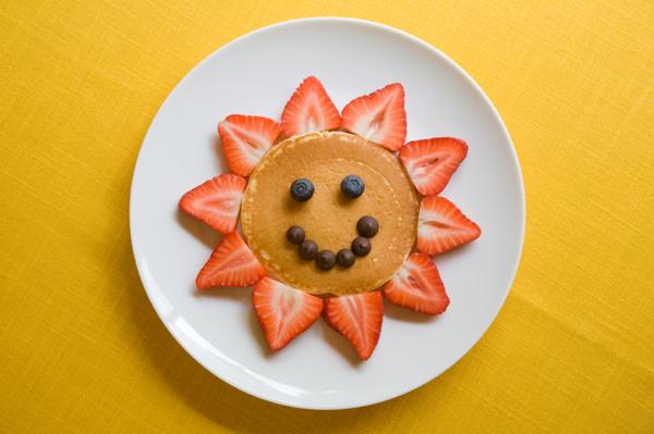 Fin de semana familiar (Lexie) - Página 4 Smiley-face-pancake
