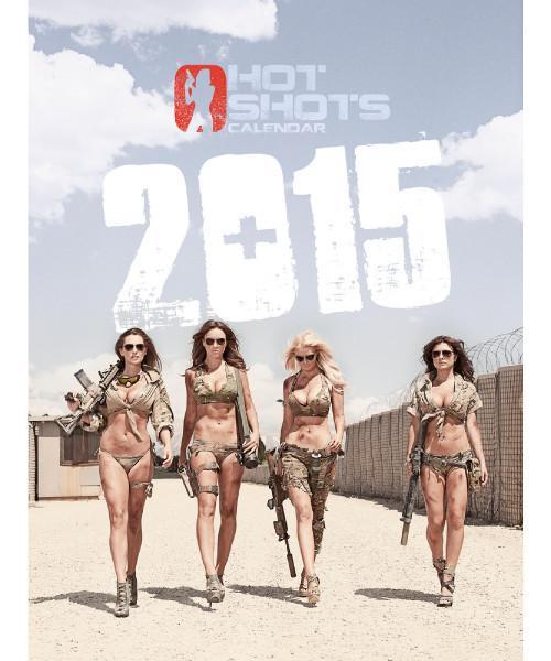 Mỹ điều tra vụ mặc bikini vào trường bắn quốc gia Camp Williams quay phim 2015_cal