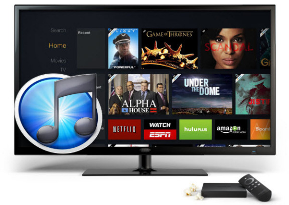 Put iTunes M4V to Amazon Fire TV via Plex for watching Blog_589390_2626942_1418349215