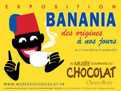 Emballages racistes? Monoprix s'excuse... 106842-exposition-banania-au-musee-du-chocolat