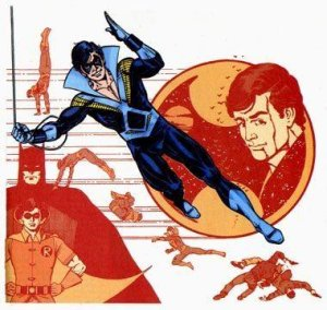 SPIDER MAN Nightwing