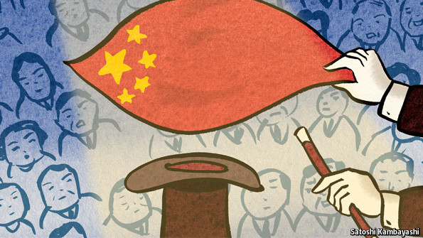 'China is taking a leap forward to control world currency' 20131102_CND001_0