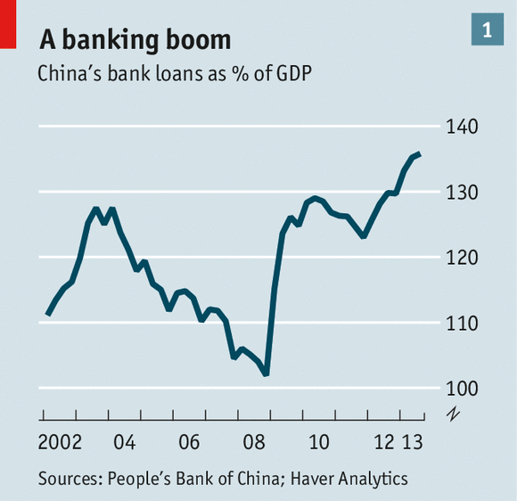 'China is taking a leap forward to control world currency' 20131102_CNC680