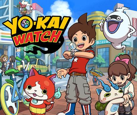 Votre avis sur la licence Yo-kai- Watch et Yo-kai Watch 2 Youkai-watch