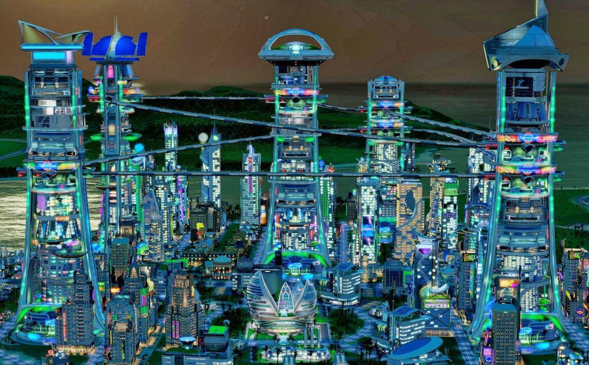 """[TEST] Anno 2070 VS SimCity """"Villes de Demains"""" Simcity-villes-de-demain-025"""