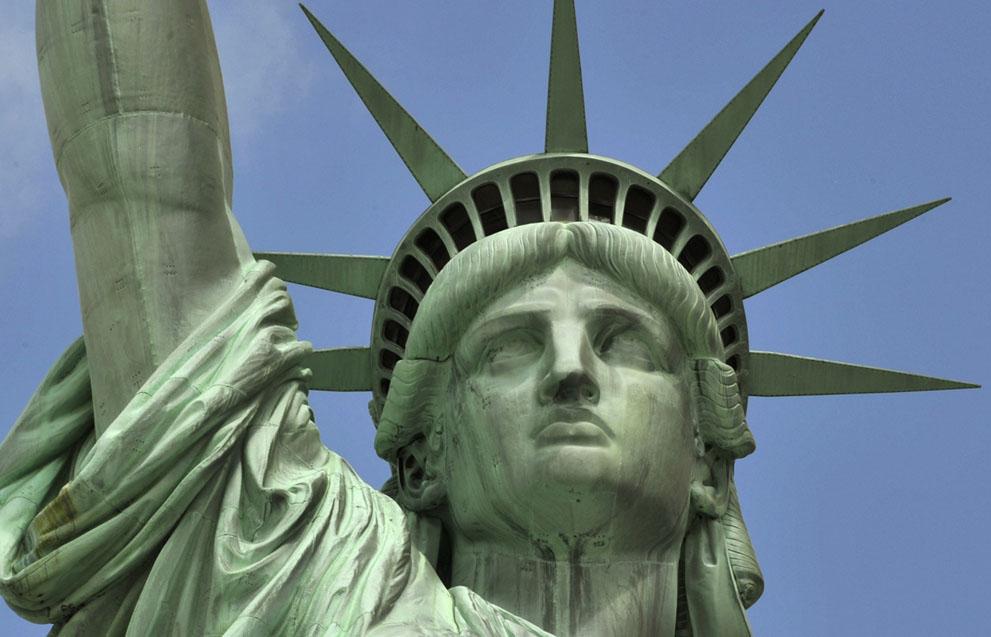 [The Big Picture] Tượng Nữ thần Tự do - 127 năm tại cửa ngõ của nước Mỹ S_l01_72621167