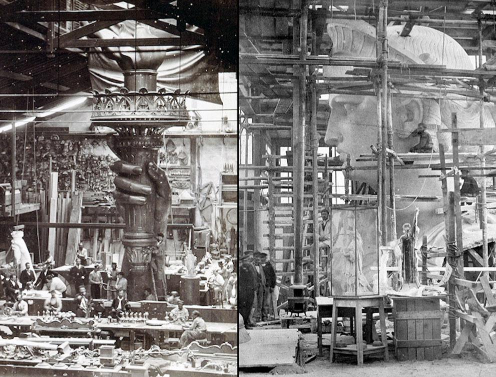 [The Big Picture] Tượng Nữ thần Tự do - 127 năm tại cửa ngõ của nước Mỹ S_l03_10101444
