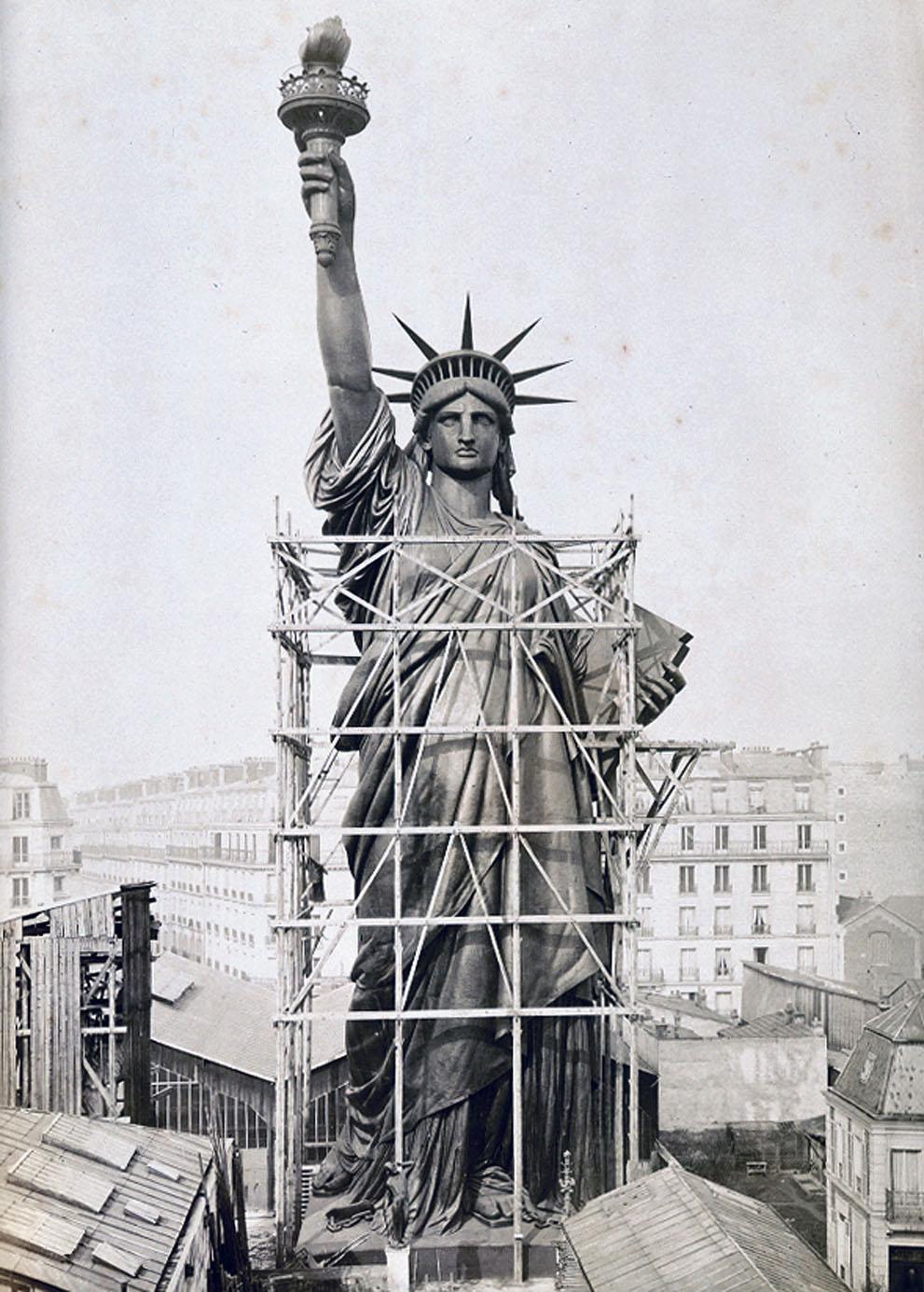 [The Big Picture] Tượng Nữ thần Tự do - 127 năm tại cửa ngõ của nước Mỹ S_l05_10101391