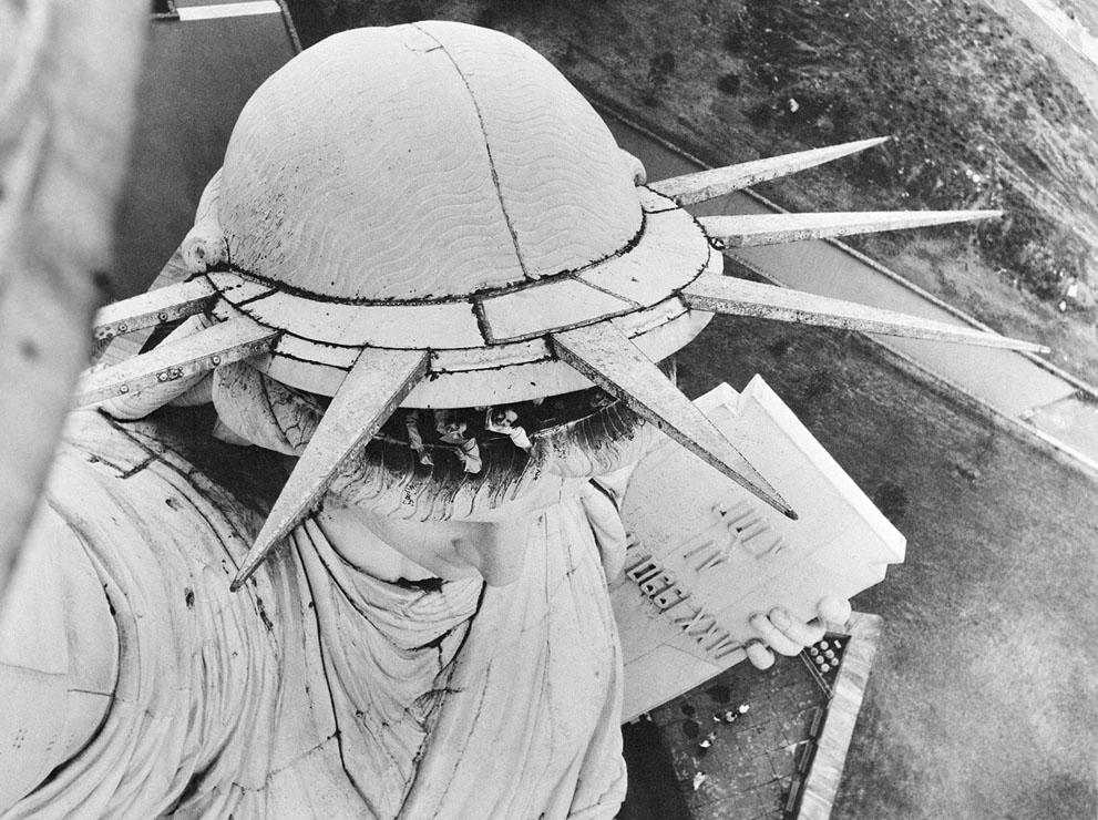 [The Big Picture] Tượng Nữ thần Tự do - 127 năm tại cửa ngõ của nước Mỹ S_l11_10261135