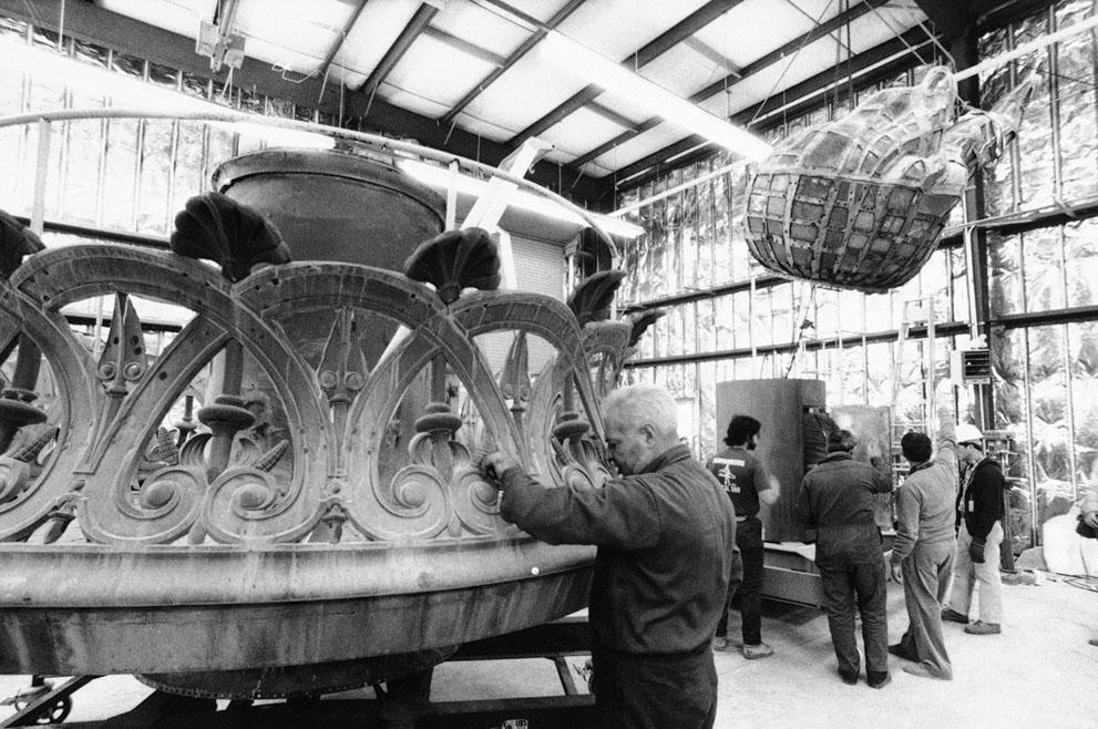 [The Big Picture] Tượng Nữ thần Tự do - 127 năm tại cửa ngõ của nước Mỹ S_l21_12160148