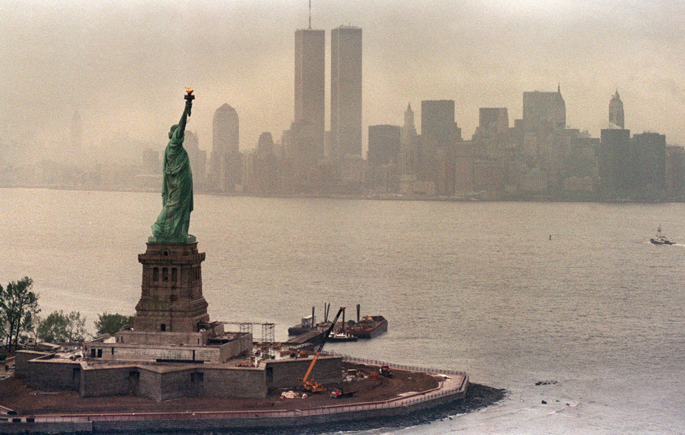[The Big Picture] Tượng Nữ thần Tự do - 127 năm tại cửa ngõ của nước Mỹ S_l24_16031751