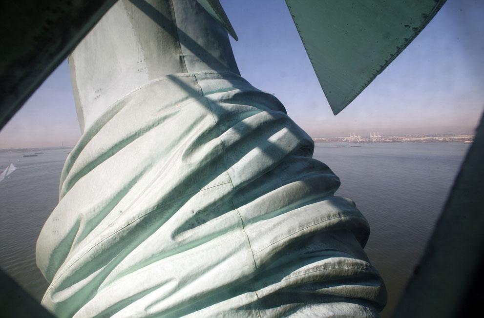 [The Big Picture] Tượng Nữ thần Tự do - 127 năm tại cửa ngõ của nước Mỹ S_l30_0RTXK62X