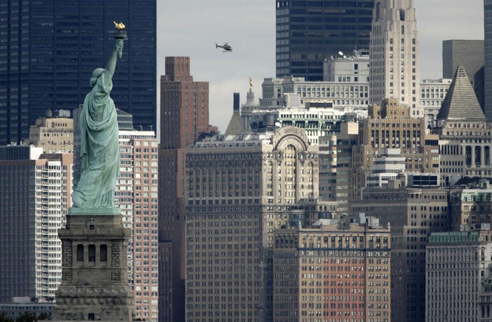 [The Big Picture] Tượng Nữ thần Tự do - 127 năm tại cửa ngõ của nước Mỹ S_l34_26053753