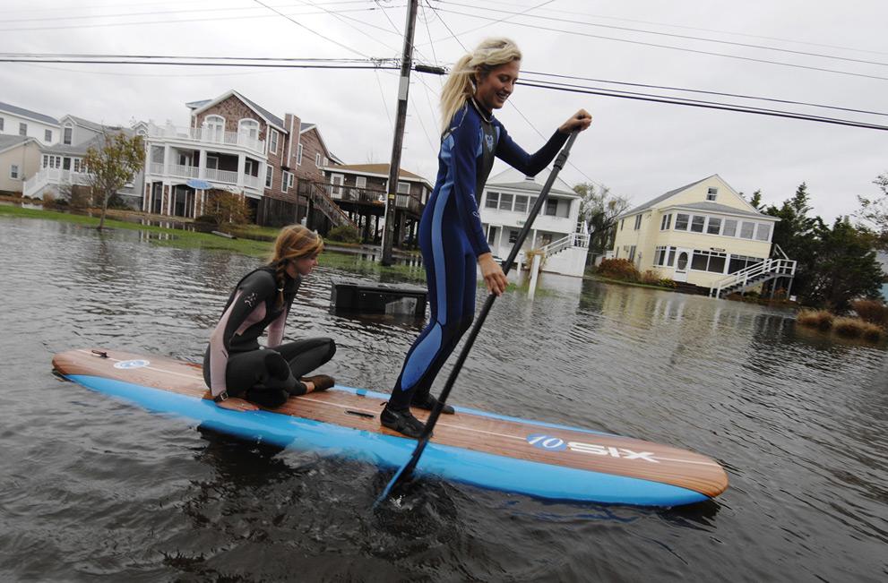 Cyclone Sandy USA - frankenstorm S_s52_RTR39S5L