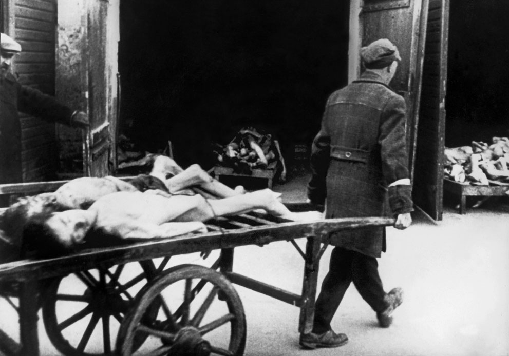 Le ghetto de Varsovie S_w04_98511301