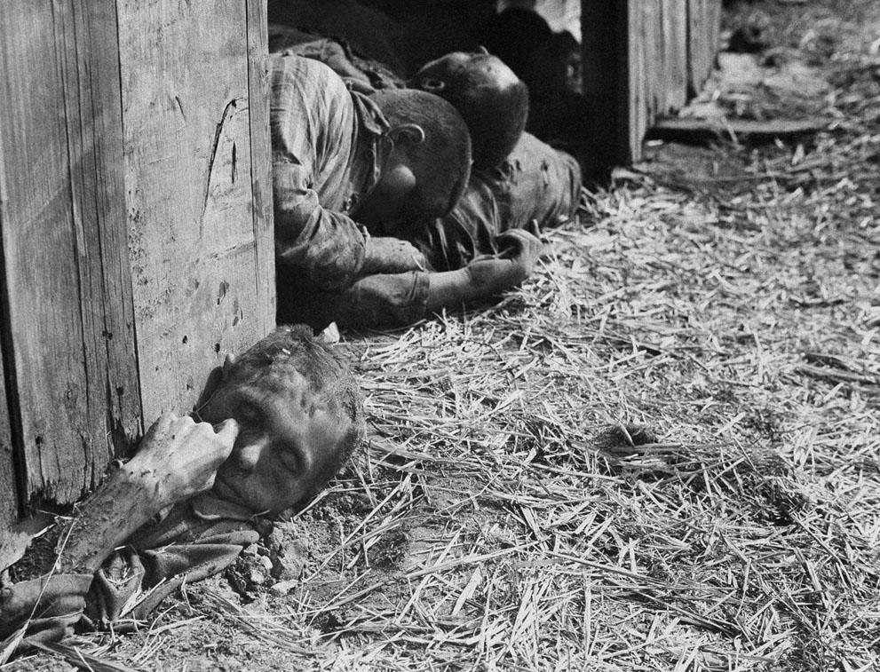 photos des camps de la mort, des ghettos, des prisonniers, des gardiens... S_w31_04160765