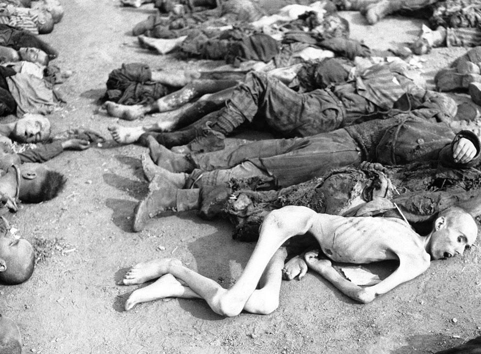 photos des camps de la mort, des ghettos, des prisonniers, des gardiens... S_w32_04251424