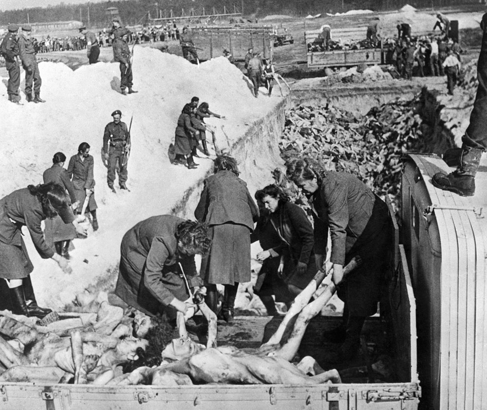 photos des camps de la mort, des ghettos, des prisonniers, des gardiens... S_w42_04280142