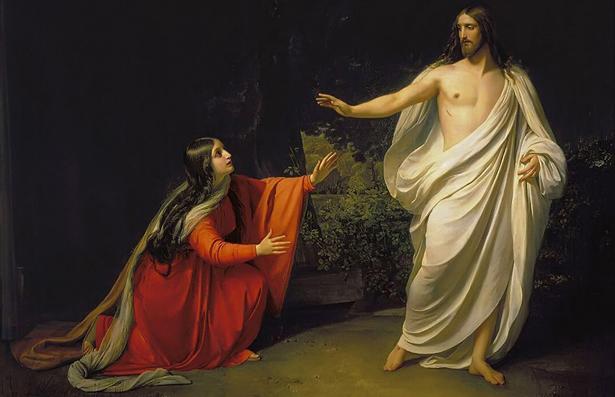 jésus a été marié a Marie-Madeleineet avait 2 enfants Barkhorn_jesusmary_post