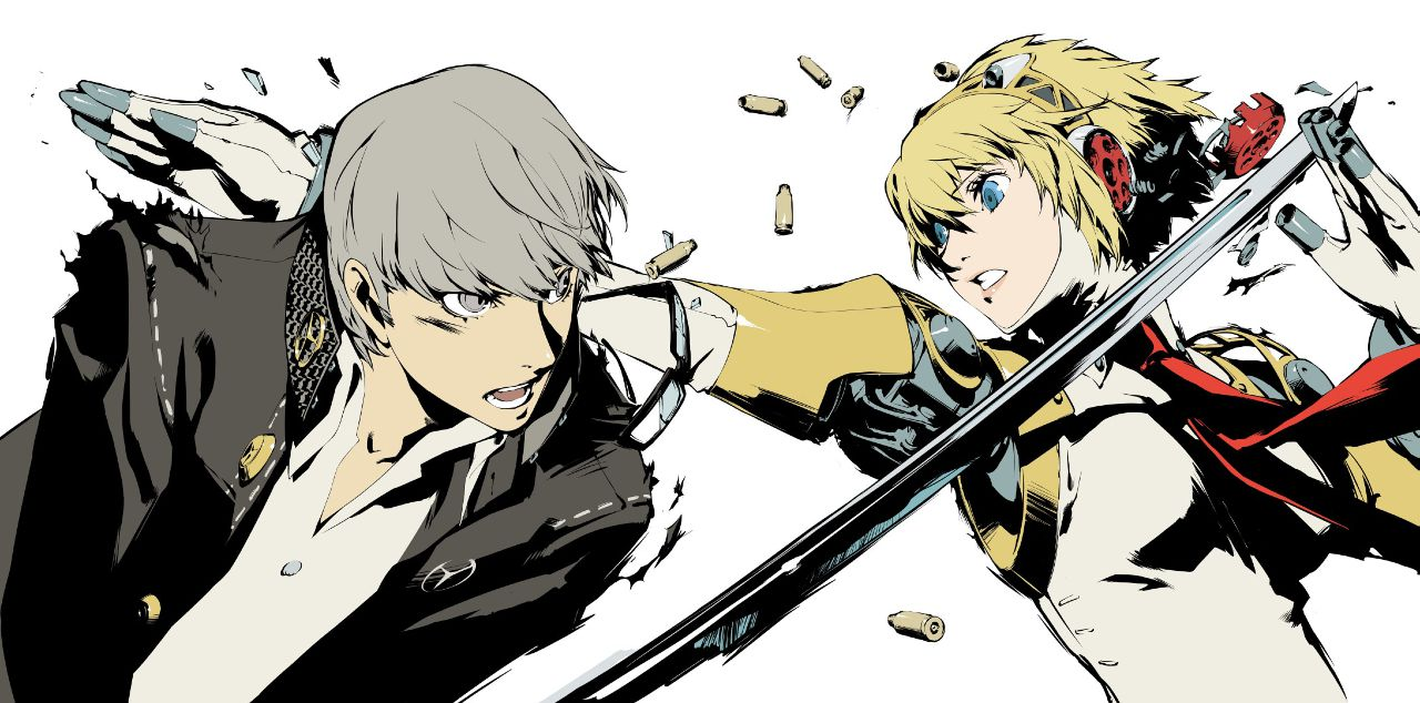 Persona 4 Fightan' Game?! :V 69839