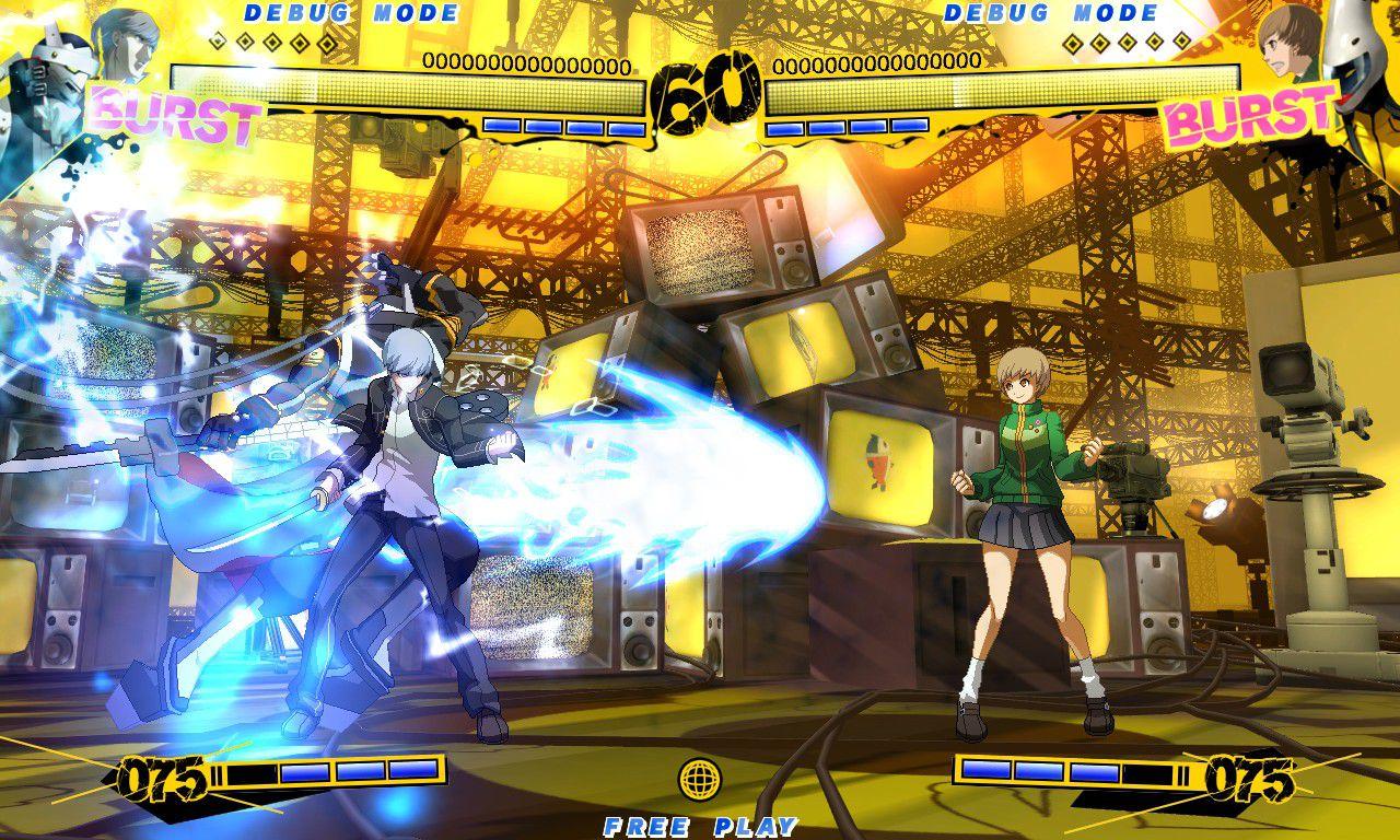Persona 4 Fightan' Game?! :V 69849