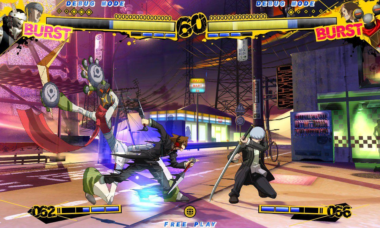 Persona 4 Fightan' Game?! :V 69859