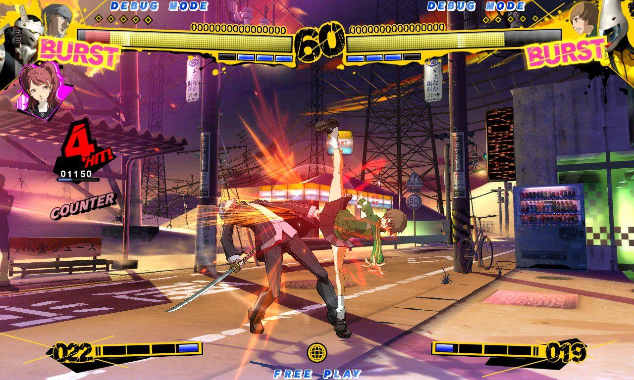 Persona 4 Fightan' Game?! :V 69871