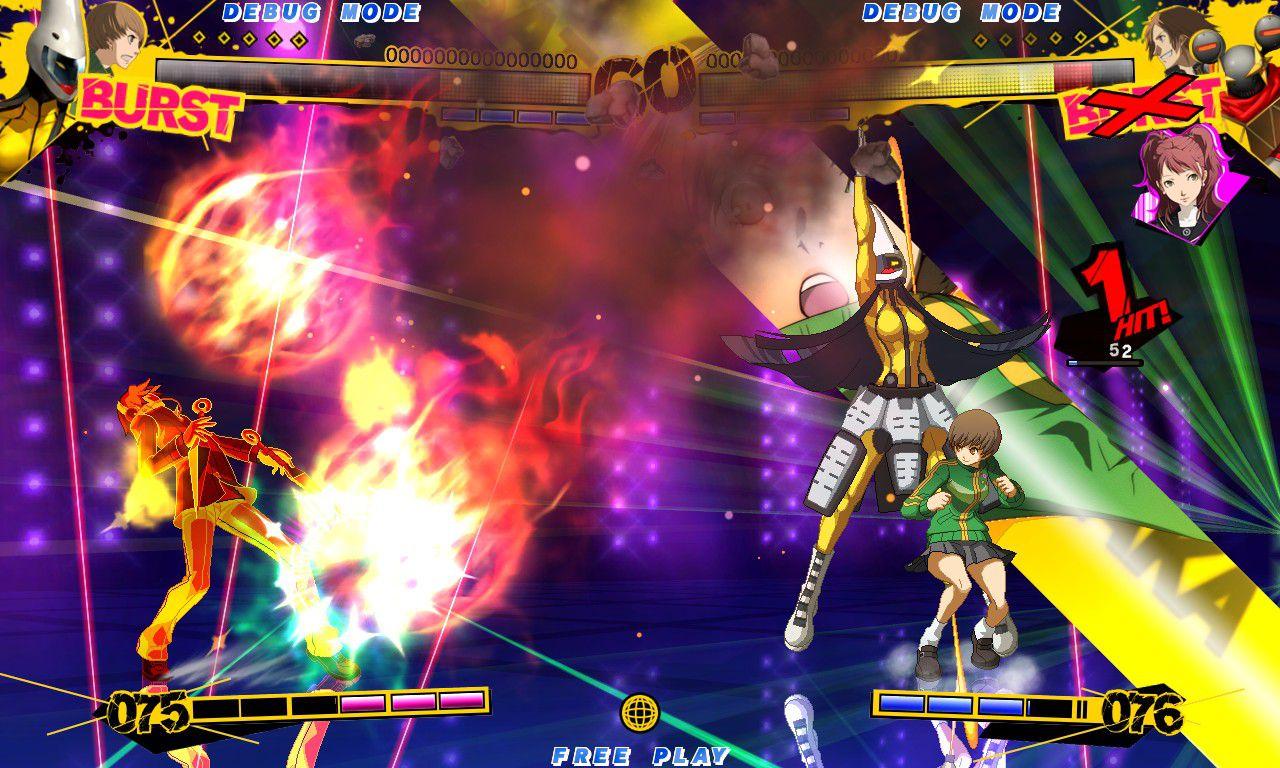 Persona 4 Fightan' Game?! :V 69875
