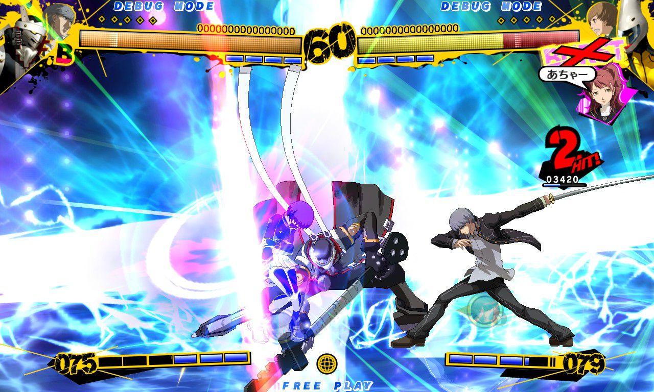 Persona 4 Fightan' Game?! :V 69901