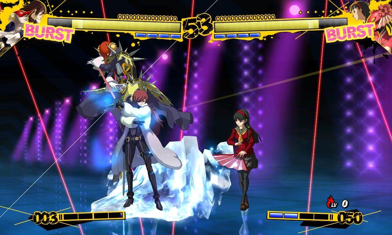 Persona 4 Fightan' Game?! :V 75347