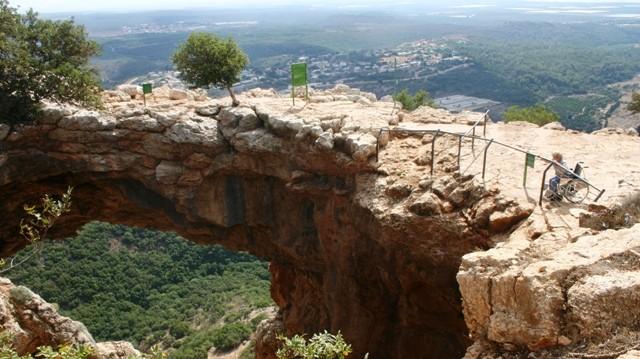 Izrael - Page 3 Keshet-cave