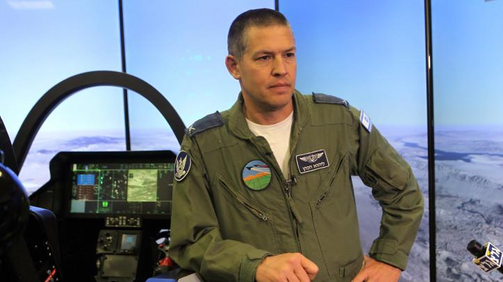 Nevatim : مقر قيادة سلاح الجو الاسرائيلي تحت الأرض Iaf-f-35