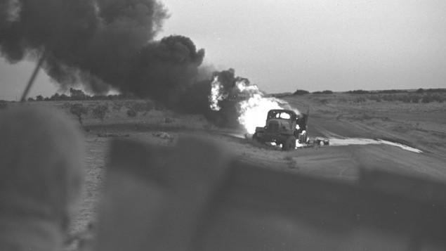 إسرائيل خططت إلقاء قنبلة ذرية في سيناء في حال سارت الأمور على نحو خاطئ في حرب الأيام الستة Untitled-10-e1495618827897-635x357