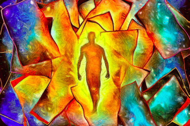 Healing Is a Journey, Not a Destination (and You're Not Broken)  Man-on-a-Journey