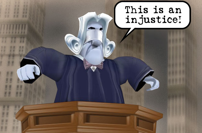 Game Updates to Chief Justice Encounter Injustice-661x435