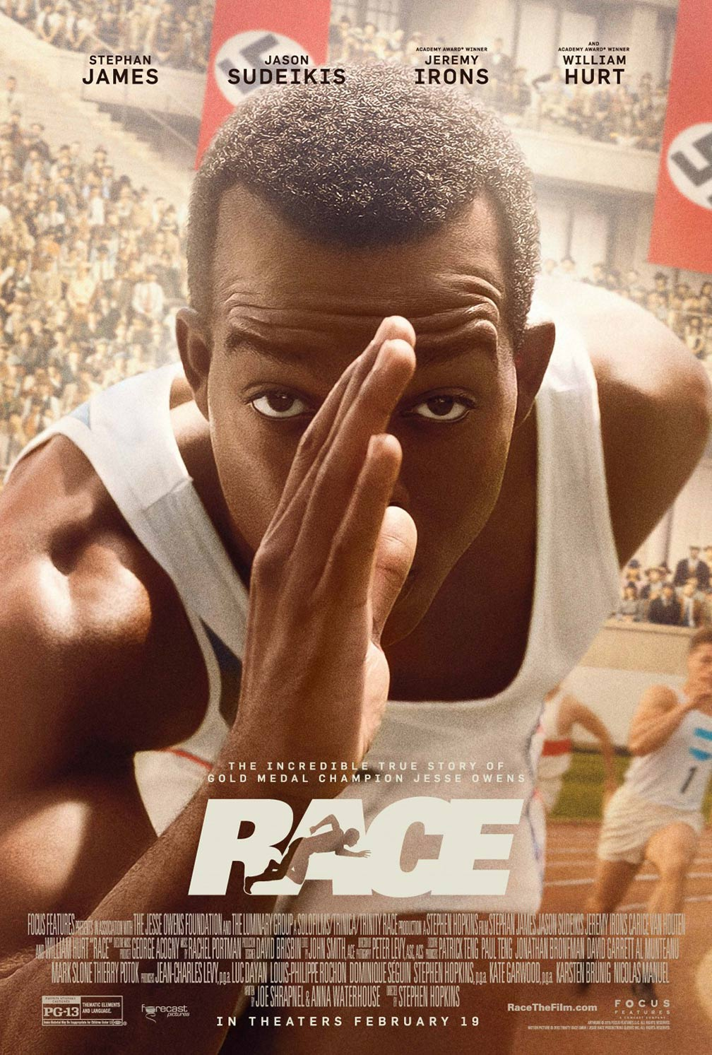 Cinema e scene dei film - Pagina 6 Race-2016