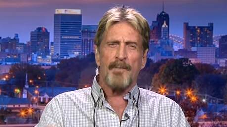 McAfee Talks, NK C_A Connection, Nadler Blinks, Helicopter Crash John-McAfee