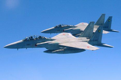 Avión japonés de combate desapareció en pleno vuelo 1bcc8a54e3b71502f1665817e155_grande