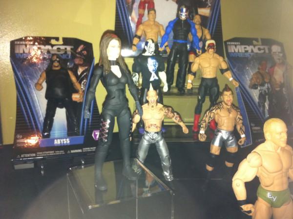 Nouvelles Figurines Impact Wrestling: Jakksphoto