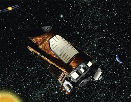 Missão Kepler Kepler-telescope