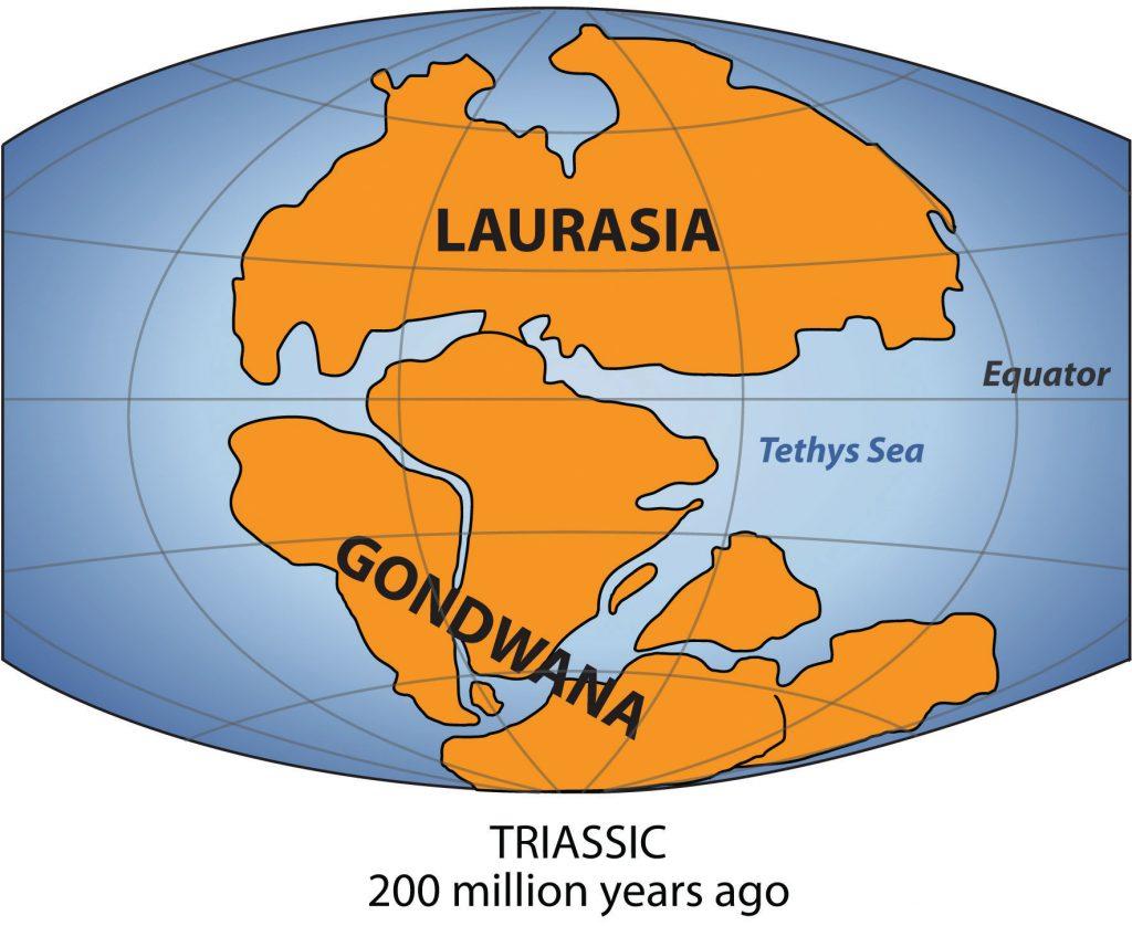 World of War and Peace PUNKAGGEDON Laurasia-gondwana