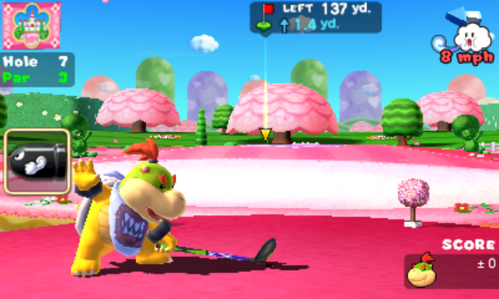 Last game you DIDN'T finish and your thoughts - Page 2 3DS_MarioGolfWT_PowerShot_BulletBill_1