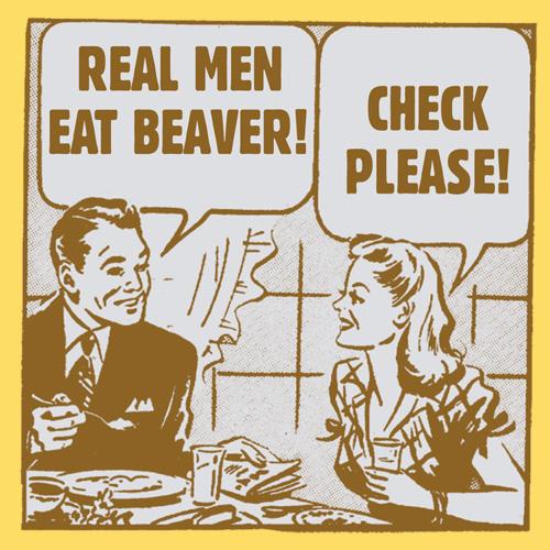 Personne n'est jamais assez fort pour ce calcul PS_0395_EAT_BEAVER_RK