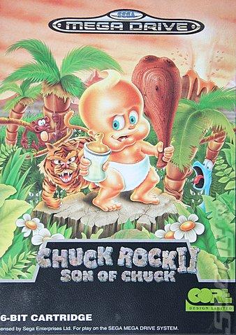 Sega Megadrive, horas y horas de felicidad. - Página 3 _-Chuck-Rock-II-Son-of-Chuck-Sega-Megadrive-_