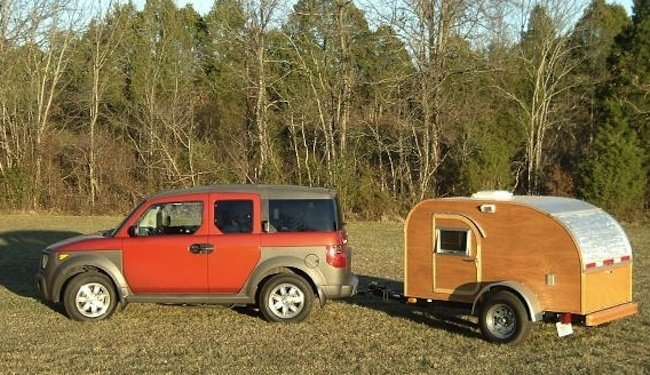 How to Build a Teardrop Camper Trailer-camping-wos